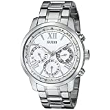 GUESS Women's U0330L3 Stainless Steel Watch