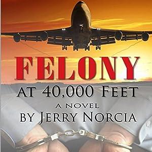 Felony at 40,000 Feet Audiobook