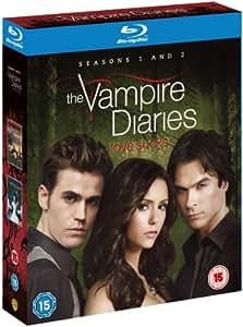 The Vampire Diaries: Seasons 1-2 (2009-2010) [Blu-ray] [Import anglais]