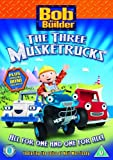 Bob The Builder - Three Musketrucks And Other Stories [DVD]