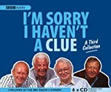I'm Sorry I Haven't a Clue Collection: No. 3 (BBC Audio)