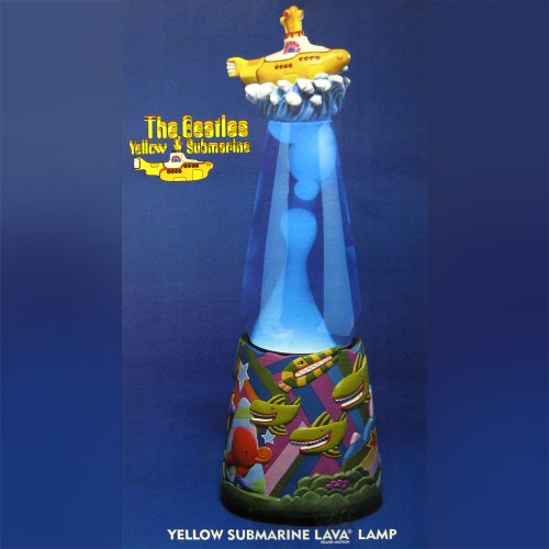 Cheap Beatles Yellow Submarine Lava Lamp Free Shipping - 9adf21