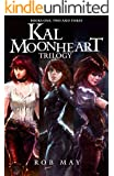 Kal Moonheart Trilogy: Dragon Killer, Roll the Bones & Sirensbane
