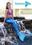 FANTASY FIN SWIMMABLE MERMAID TAIL -...