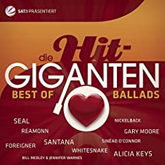 Die Hit Giganten-Best Of Ballads