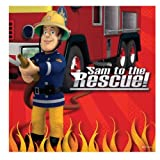 Fireman Sam Bumper Party Supplies Pack