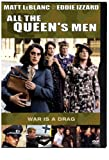 Cover art for  All the Queen's Men