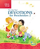 The One Year Devotions for Preschoolers 2 (Little Blessings)