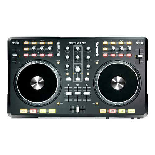 cheap numark mixtrack pro dj software controller with audio i o for sale cheap dj speakers for. Black Bedroom Furniture Sets. Home Design Ideas