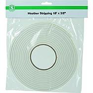Foam Weatherstrip Tape - Smart Savers-18'X3/8