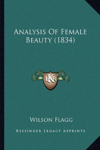 Analysis of Female Beauty (1834)
