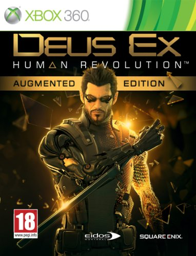 Deus Ex: Human Revolution Augmented Edition [Xbox 360]