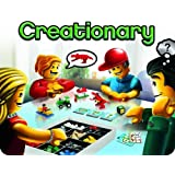 LEGO Creationary Game (3844) by Lego Games