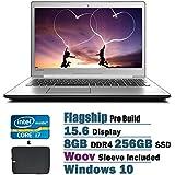 2017 Newest Lenovo Ideapad 510 Flagship High Performance 15.6 Inch Full HD Laptop PC, Intel Core I7-7500U Dual-Core...