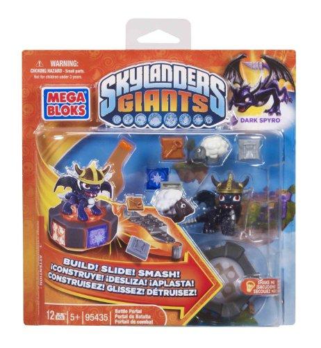 Mega Bloks Skylanders Dark Spyro's Battle Portal - 1