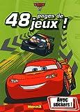 echange, troc Collectif - 48 pages de jeux cars 2