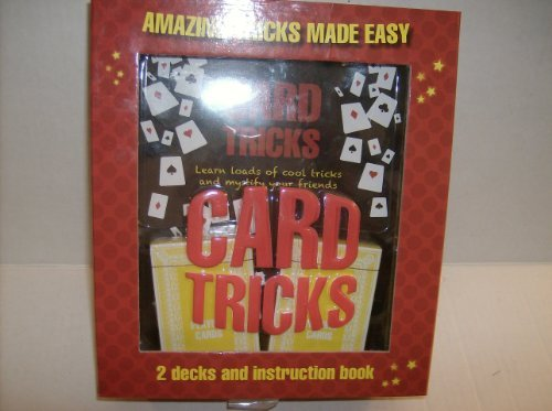 Card Tricks: Easy to Learn