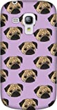 'Pug Life' Design Samsung Galaxy S3 ** Mini ** Case Cover by Katie Reed - 3D Full Wrap Design