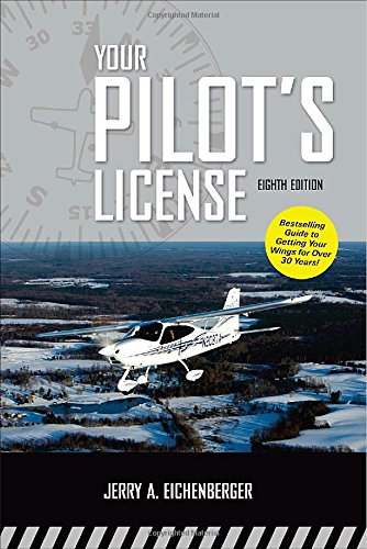 Your Pilot'S License, Eighth Edition front-947060