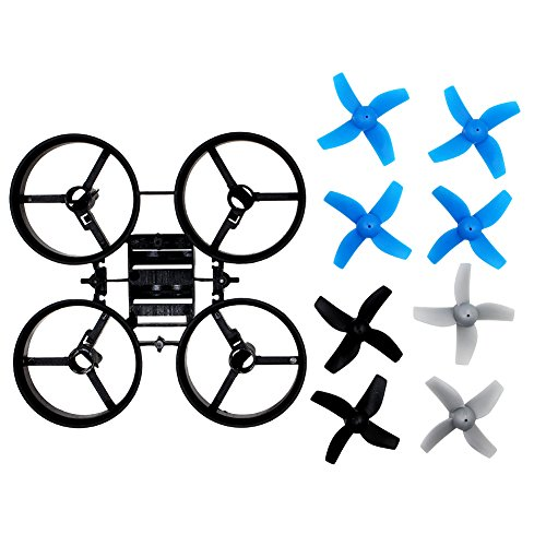 BTG-Propellers-Props-with-Frame-for-JJRC-H36-Eachine-E010-and-Blade-Inductrix-Micro-Drone-Spare-Parts