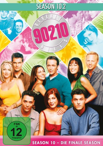 Beverly Hills, 90210 - Season 10.2 [3 DVDs]