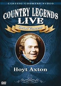 Hoyt Axton - Country Legends Live Mini Concert