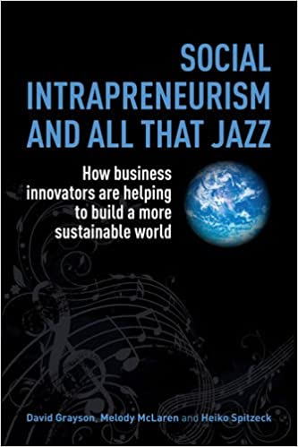 Social intrapreneurism book