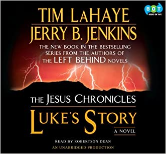 Luke's Story: Book 3 of The Jesus Chronicles