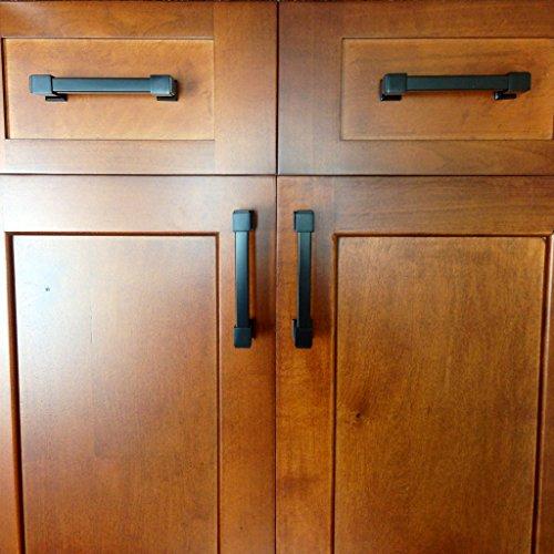 Southern Hills Black Cabinet Drawer Pulls Shkm010 Blk 5 4