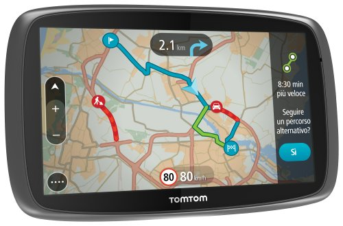 TomTom GO BT 610 World LTM - GPS para coches de 6...