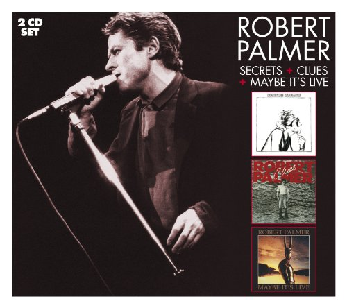 Robert Palmer - Secrets & Clues / Maybe It