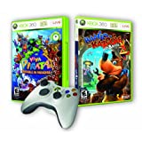 Xbox 360 Controller Bundle with Wireless Gamepad, Banjo & Viva Pinataby Microsoft
