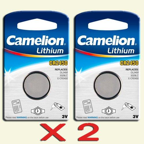 Chargeur de pile non rechargeable pas cher - Pile cr2450 3v ...