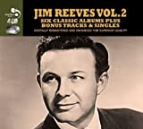 6 Classic Albums Volume 2 Plus Bonus Tracks & Singles Jim Reeves