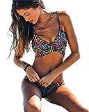 Moollyfox Femmes Charmant Brésilien Plage Bikinis Maillots De Bain XL