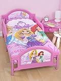 Disney Princess Sparkle Junior Duvet Cover and Pillowcase Set