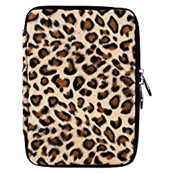 Animal Fur Print VG Semi Hard Case for Visual Land Prestige 7 / Visual Land Prestige 7L 7-inch Android Tablet