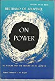 img - for On power : its nature and the history of its growth book / textbook / text book