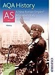 AQA History AS Unit 2 A New Roman Emp...