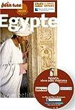 echange, troc Dominique Auzias, Yann Le Razer, Stéphanie Wenger, Patrick Defaix, Collectif - Le Petit Futé Egypte (1DVD)