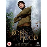 "Robin Hood - Series 2 [5 DVDs] [UK Import]von ""Robin Hood"""