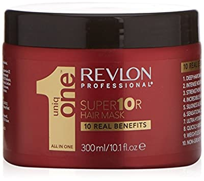 Revlon Uniq One Super 10R Hair Mask 10.1 Fl Oz