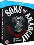 Sons of Anarchy: Complete Seasons 1-4...
