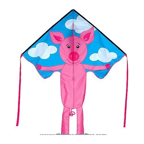 Large Easy Flyer – Piglet by PREMIER KITES & DESIGNS günstig kaufen