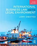 img - for International Business Law and the Legal Environment book / textbook / text book
