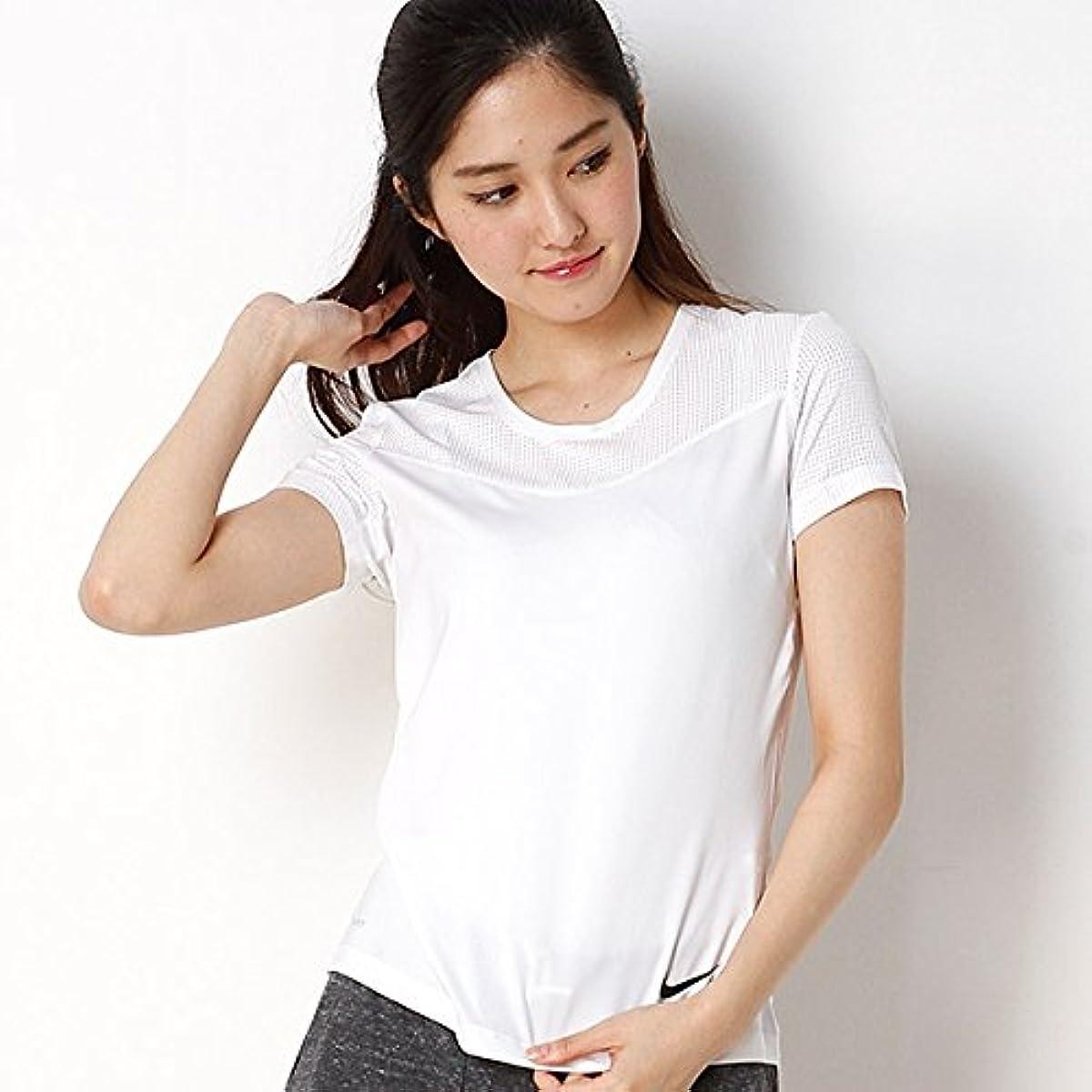 [해외] 나이키(nike 나이키) 【NIKE/나이키】레이디스T셔츠(women's 나이키 프로 하이퍼 쿨 S/S T셔츠)