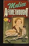 Malice Aforethought