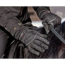 Mountain Horse Performance Waterproof Winter Glove Black, Small