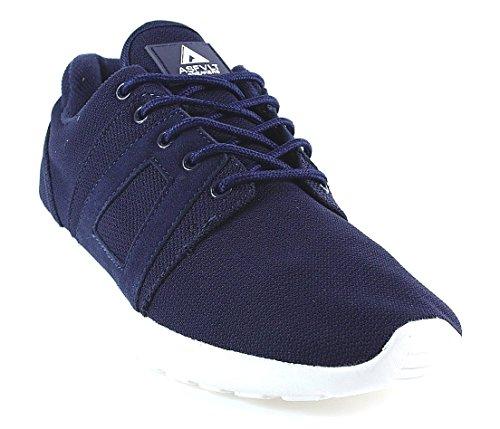 Asfvlt, Sneaker uomo Blu blu, Blu (blu), 42 eu