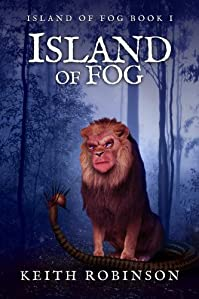 Island Of Fog by Keith Robinson ebook deal